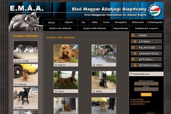 Első Magyar Állatjogi Alapítvány