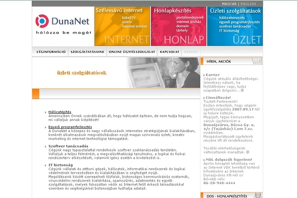 DunaNet