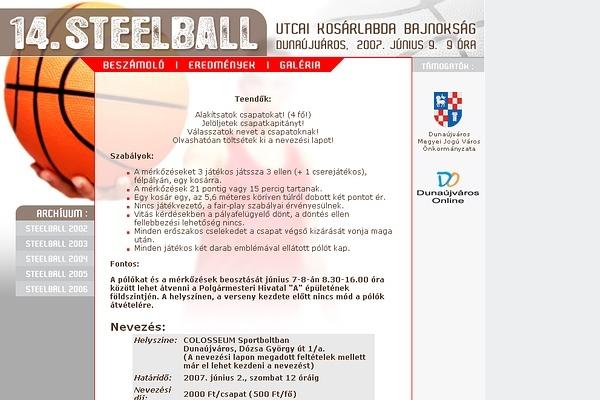 Steelball 2007