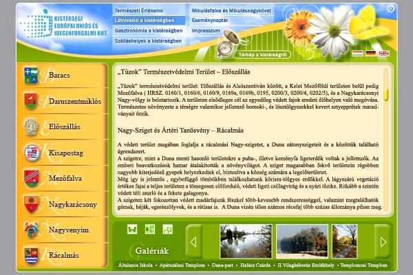 Dunaújváros Kistérségi Marketing CD