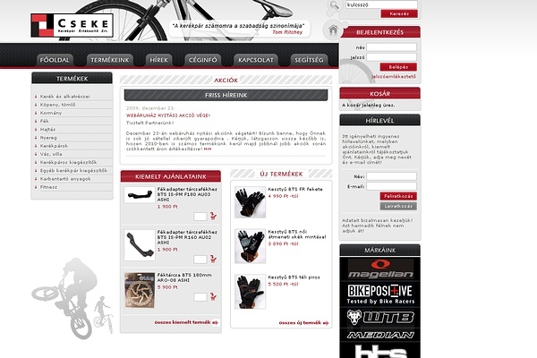 Cseke Webáruház