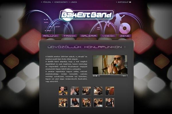 Bakelit Band