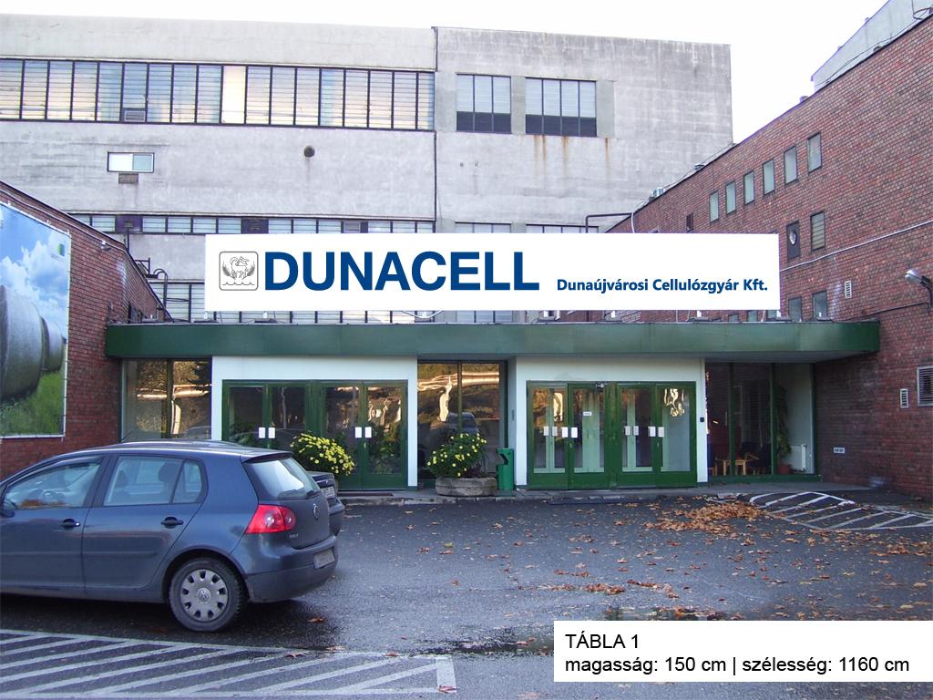 Dunacell kiadványok